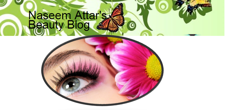 Naseem Attar's beauty blog