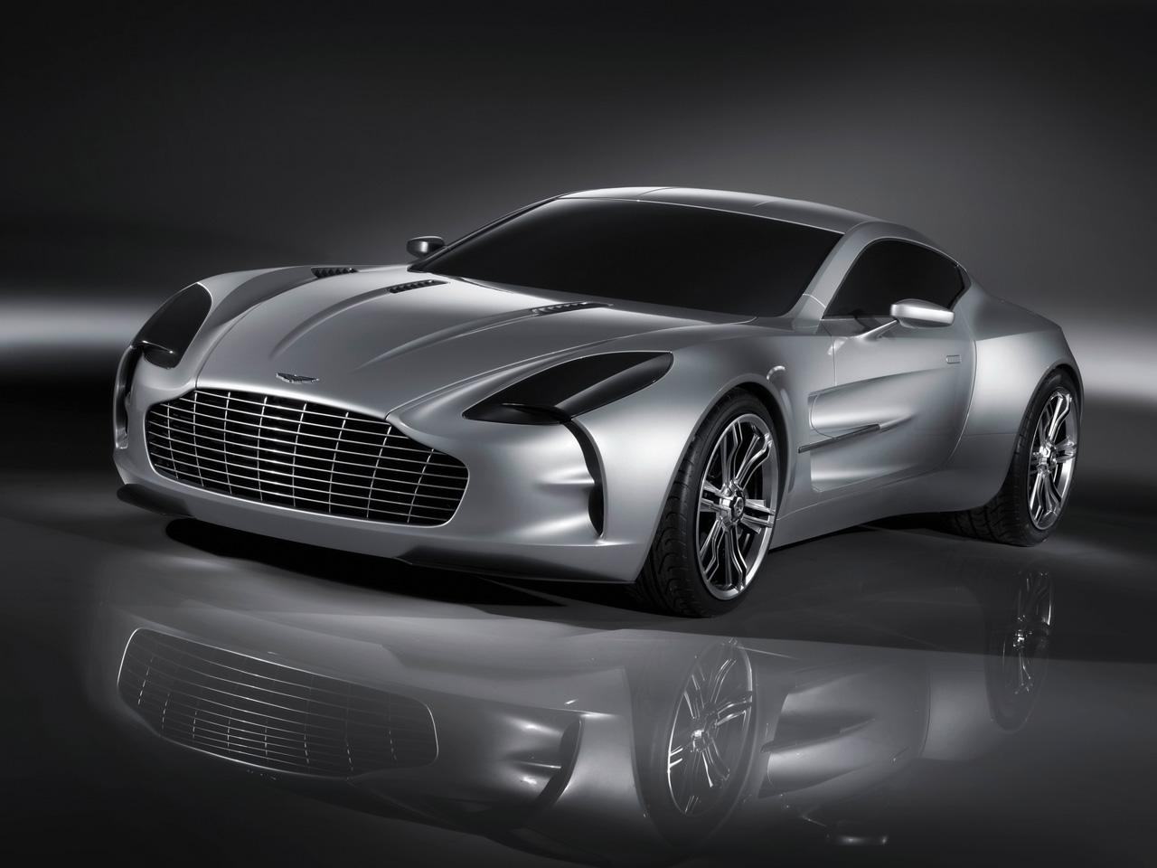 Aston Martine One 77 part 2