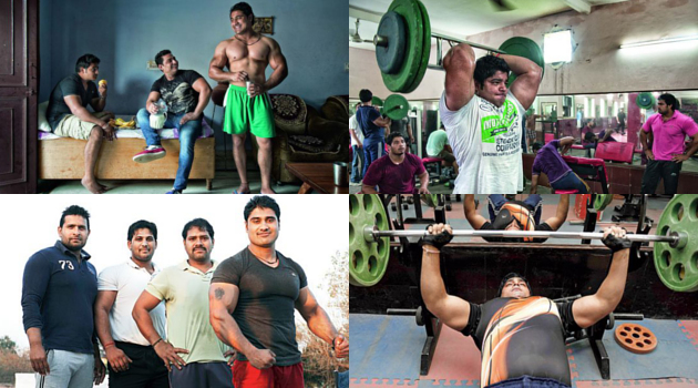 India and body builders