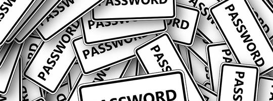 How to recover your password